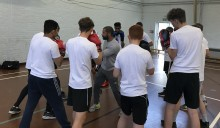 Thames Valley Police are Boxing Clever - Reading