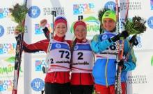 Dobbelt norsk på jentenes sprint i junior-VM