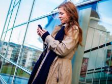 Nordmenn gikk inn i det nye året med SMS-rekord