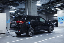 Rekordmange velger å lease Norges mest populære ladbare hybrid - Mitsubishi Outlander PHEV
