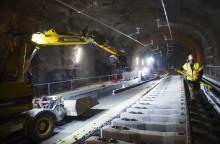Strukton Rail underhåller Citybanan