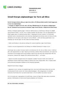Umeå Energis algbassänger tar form på Dåva