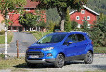 Stor interesse for nye Ford Ecosport