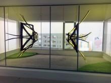 Två konstnärer utsedda för gestaltningsuppdrag i nya byggnader på Södersjukhuset.