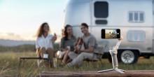 Halte mit dem neuen DJI OM 4 Smartphone-Stabilisator magnetische Momente fest
