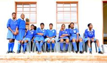 Kundernas engagemang resulterade i donation till Hydroscands skolprojekt i Sydafrika
