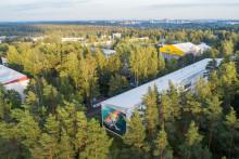 Karakallion taidealueen syksyssä uusia teoksia ja Suomen suurin yhteisöllinen taidetempaus