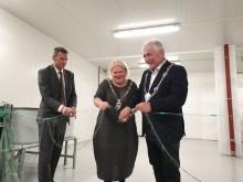 Et av Europas mest moderne fiskekultiveringsanlegg åpnet i Hallingdal
