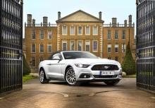 Ford Mustang är världens mest sålda sportbil