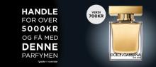 Handle i vår WEBSHOP - få parfyme