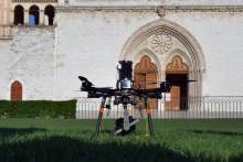 Oltre i confini di Expo 2015: Eutelsat annuncia la Mondovisione in HD via satellite dell'apertura del 30 aprile e presenta un reportage in Ultra HD sugli affreschi della Basilica di Assisi