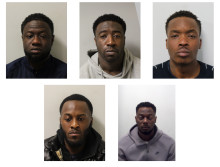 Five jailed for assaulting off-duty police officer in Harrow