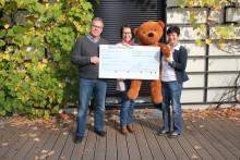 NORAND Schlauchlining GmbH: 4.600 Euro am Tag der offenen Tür und Geschäftsführer-Geburtstag gesammelt