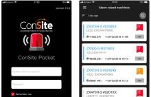 App i telefonen ger maskinstatus
