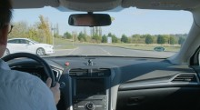 Nytt Ford-system kan gjøre full stopp for rødt lys unødvendig