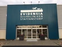 Nu invigs ny djurklinik i Staffanstorp