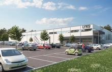 Logistic Contractor utvecklar och bygger lager åt skönhetsjätten Lyko