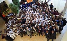 Radisson Blu Addis Abeba slår upp dörrarna