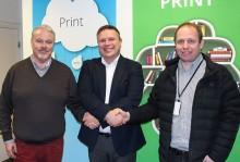 Merkur Grafisk satser på Ricoh for å sikre bærekraft i sin digitale produksjon