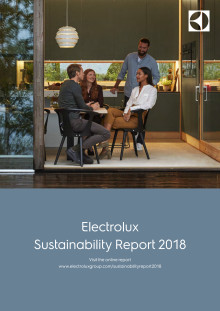Electrolux Sustainability Report 2018