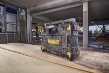 DEWALT lanseeraa rakennustyömaille tarkoitetun radion