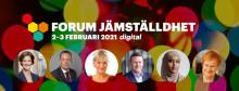 Välkommen att bevaka Sveriges största jämställdhetskonferens!