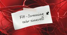 Familiäre Hypercholesterinämie: Die Familiäre Hypercholesterinämie ist eine häufige Erbkrankheit - warum untersucht man nicht einfach alle Menschen?