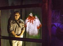 Epson projection technology makes Universal Studios Singapore's Halloween Horror Nights 8 come alive