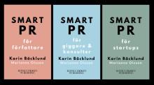 Pressinbjudan: Bokrelease för Smart PR-serien