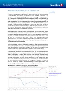 Eurokrisen avverget eller utsatt?