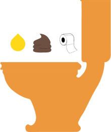 Vad händer när du spolat i toaletten?