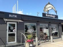 Korshags är med och sponsrar Laxdagen i Falkenberg