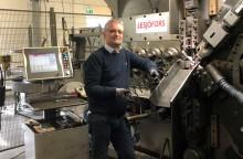 Lesjöfors letar det oväntade på Elmia Subcontractor Connect 2020