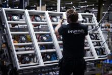 Inwido Sverige anställer nyanlända från projekt Industrispåret