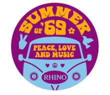 """Woodstock firar 50 år – Rhino släpper limiterade utgåvor med kampanjen """"Summer of ´69 Peace, Love & Music"""""""