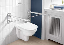 New full range for accessible bathroom solutions –  ViCare: Functionality, comfort and elegance in the multi-generation bathroom