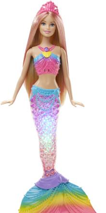 Barbie 4 Königreiche Regenbogenlicht-Meerjungfrau
