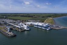 Scandlines sejler fortsat planmæssigt og fragter flere lastbiler