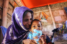 Årsdagen av rohingyers flykt från Myanmar – en hel generation riskerar att gå miste om sin framtid