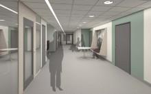 Två konstnärer har utsetts för gestaltningsuppdrag Huddinge Sjukhus