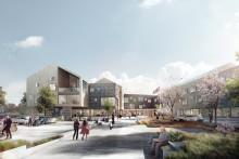 Innovativt center sætter nye standarder i Østre Toten