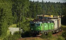 Minskade förseningar, men fler för tidiga tåg inom godstrafiken under covid-19