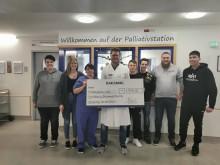 Karlsberg-Azubis spenden 500 € für den guten Zweck
