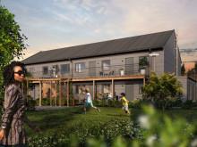 Snabb försäljning av bostadsrätter i Bergsjön