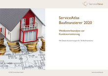 Beim Häuslebau in Sicherheit wiegen: Die kundenorientiertesten Baufinanzierer