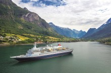 Save up to £300 per person on selected 2020 ocean and river sailings with Fred. Olsen Cruise Lines