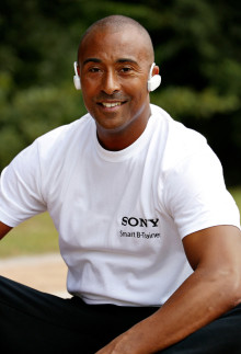 Olympic Legend Colin Jackson Launches the Sony Smart B-Trainer, Helping You Reach Your A Game