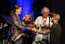 Årets Ella-prisvinner er Hanna Paulsberg