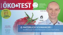 Kinderwunschexperte Prof. Frank Nawroth in Zeitschrift Ökotest