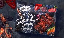Tesco launching Sticky Smokehouse Oumph!